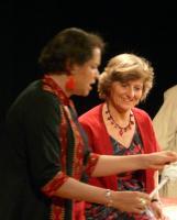 Nicole Guise et Gisèle Montagne