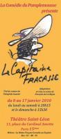2010-2011 - Le Capitaine Fracass