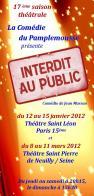 2012 - Interdit au Public