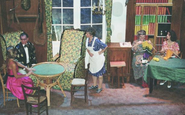 2006 Feu Monsieur de Marcy