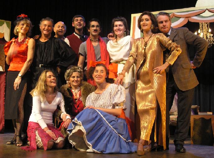 2006 - Finie la comédie