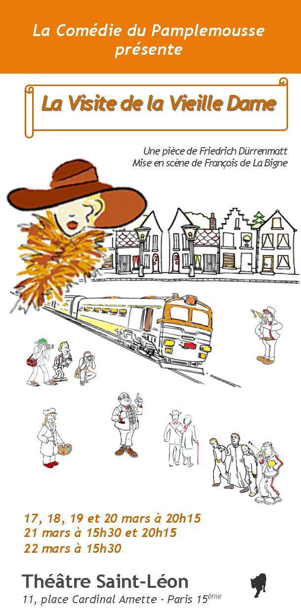 Dépliant Paris