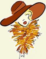 Femme chapeau f6f5dd pt